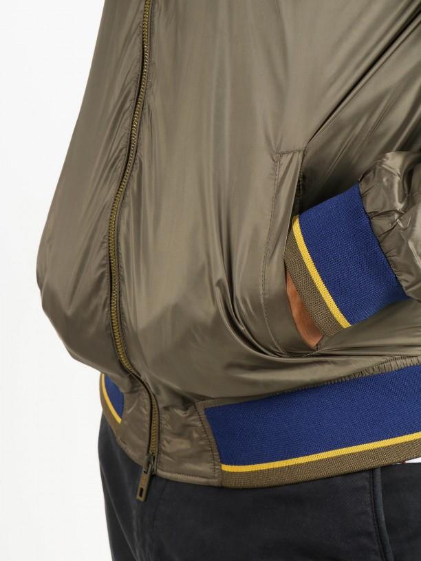 Ultralight bomber jacket
