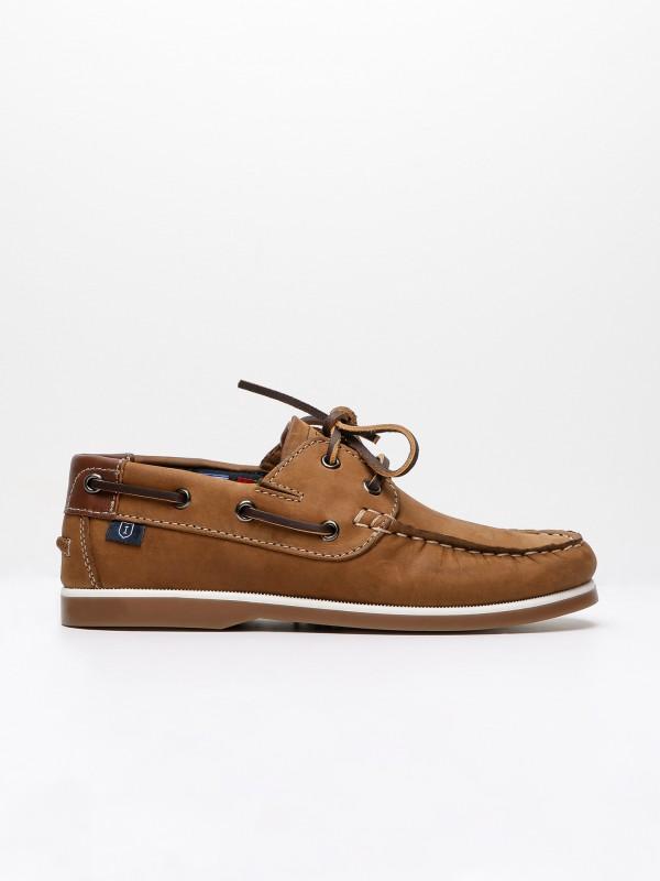 Zapato kiowa de piel