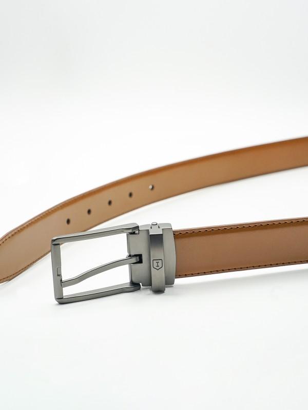 Leather elegant belt